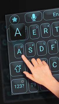 Big letters keyboard screenshot 2