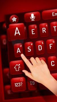 Red velvet keyboard screenshot 2