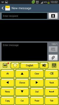 Lemon Keyboard screenshot 4