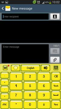 Lemon Keyboard screenshot 6