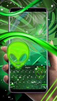Alien Keyboard 👽 poster