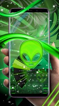 Alien Keyboard 👽 screenshot 1