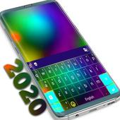 2020 Keyboard Color Theme icon
