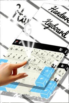 Handwriting Keyboard poster