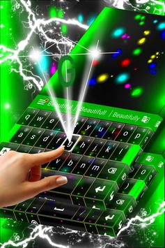 Светодиодная клавиатура скриншот 1