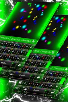 Светодиодная клавиатура скриншот 4