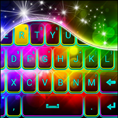 Color Themes Keyboard icon