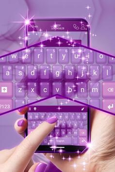 Keyboard Purple screenshot 2