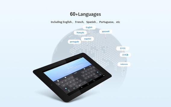 GO Keyboard Lite screenshot 12