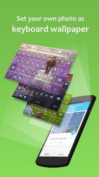 GO Keyboard Lite screenshot 1