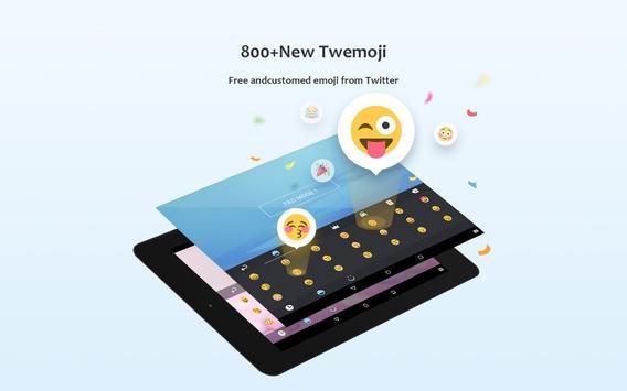 GO Keyboard Lite screenshot 8