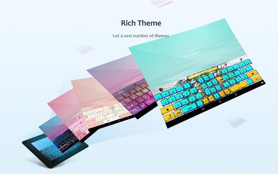 GO Keyboard Lite screenshot 9