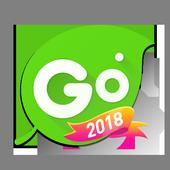 App Personalization android GO Keyboard Pro - Emoji, GIF new gratis