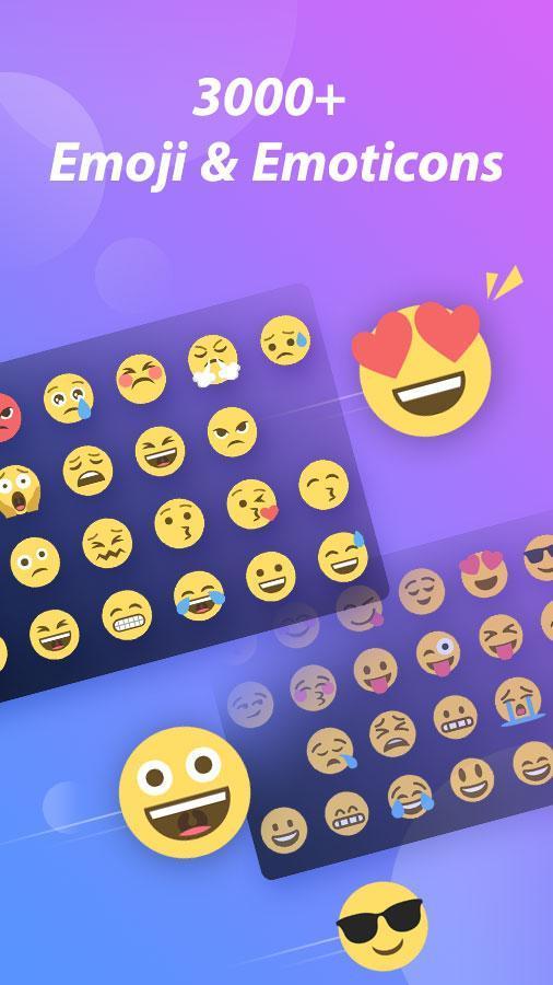 Download Go Keyboard Emoji
