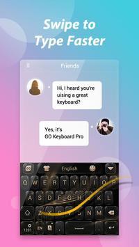 GO Keyboard Pro 截图 5