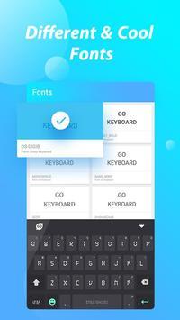 GO Keyboard Pro 截图 7