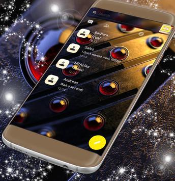 Novo tema de SMS 2019 Cartaz