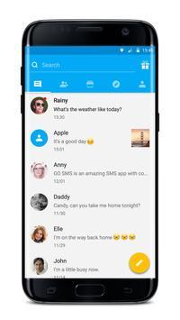 GO SMS Pro screenshot 2