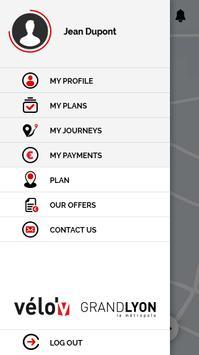 Vélo'v officiel screenshot 1