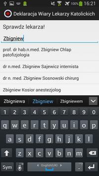 Sprawdź lekarza screenshot 1