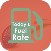 Daily Fuel Rate India-icoon