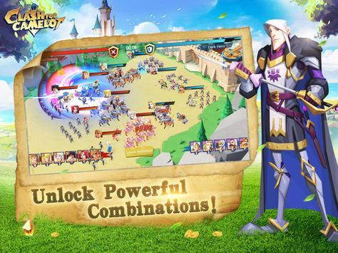 Clash for Camelot screenshot 9
