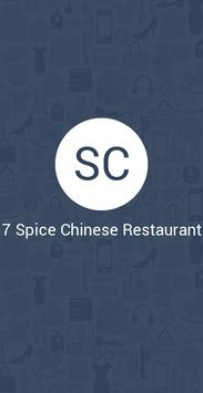 7 Spice Chinese Restaurant poster