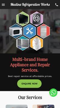 Madina Refrigeration Works poster