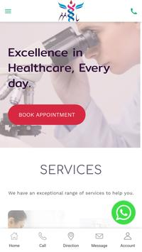 MediLink Health Care And Diagn screenshot 1