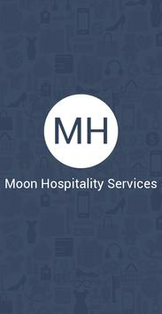 Moon Care Hospitality Services poster