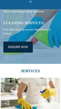 Moon Care Hospitality Services screenshot 1
