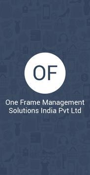 One Frame Management Solutions screenshot 1
