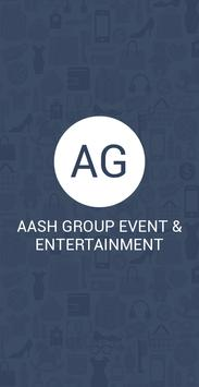AASH GROUP EVENT & ENTERTAINME screenshot 1
