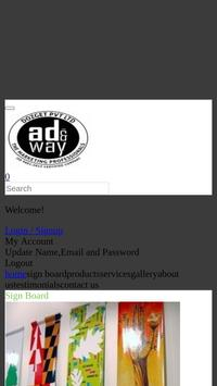 ad&way screenshot 1