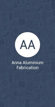 Anna Aluminium Fabrication poster