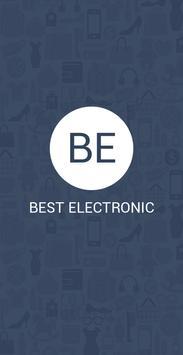 BEST ELECTRONIC LCD LED TV REP screenshot 1