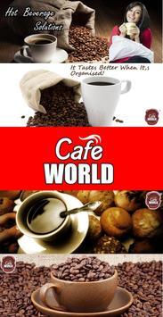 Cafe World poster