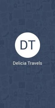 Delicia Travels screenshot 1