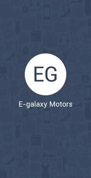 E-Galaxy Motors poster