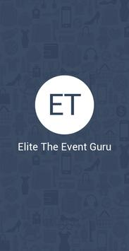 Elite The Event Guru poster