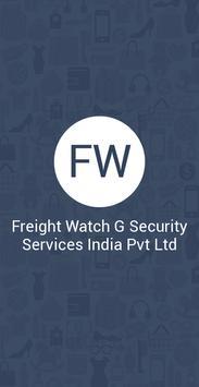 Freight Watch G Security Servi screenshot 1