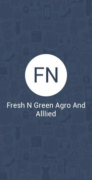 Fresh N Green Agro And Alllied poster