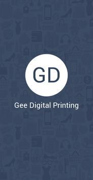 Gee Digital Printing screenshot 1