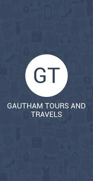 GAUTHAM TOURS AND TRAVELS poster