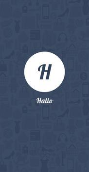 Hallo - Happy to Deliver screenshot 1