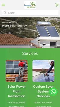 Hemanth Solar Solutions poster