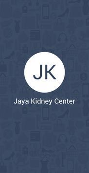 Jaya Kidney Center poster