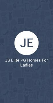 JS Elite PG Homes For Ladies poster