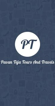 Pavan Teja Travels screenshot 1