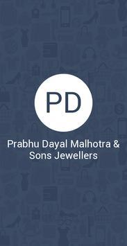 Prabhu Dayal Malhotra & Sons J poster